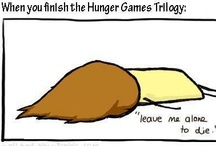 Hunger Games / May the odds be ever in your favor.  / by Cristi Westerhoff