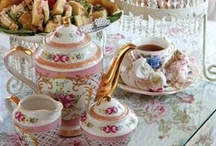 Tea Party / by Vintage Belle Broken China Jewelry