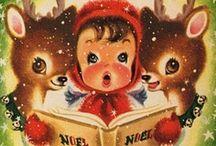 Christmas Vintage Style / by Tanya Theresa Vautour