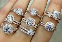 ENGAGEMENT RINGS / by Wedding Gifts Direct