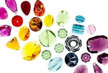 Swarovski beads and .. / by Dorothy Rues