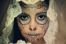 dia de los  Muerto Foto Shoot! / by Bethany Mann- Creative Outlet Co-Op- Cooperator at Large
