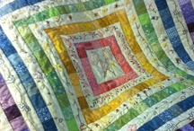 Quilts: Scrappy / by Audrey Bares