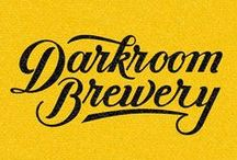 Beer and whiskey branding / by Katie Bean DeSouza