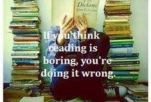 For the Bookworms / by Lauren Rachelle