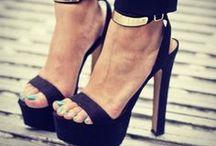 Shoes, Shoes, Shoes! / by Lauren Rachelle