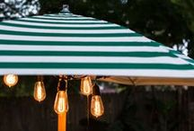 Porch & Patio Style / Durable outdoor lighting & stylish outdoor spaces / by Barn Light Electric Co.
