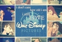 Disney (And Others) / Mainly Disney, but also includes Pixar, Dreamworks, etc. Basically any animated movie that I love. / by Jennifer Rapp