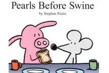 Comics - Pearls Before Swine / by Chun Meng Low