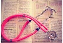 Future Nurse Chasity / by Chasity Wainwright