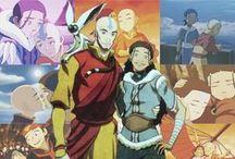 Avatar: The Last Airbender & Legend Of Korra / by Jennifer Rapp