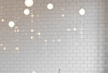 CM loves: tiles / Coulson Macleod love's white subway tiles / by Coulson Macleod