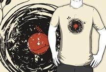 Retro Grunge Vintage T-Shirts! / Cool Retro Grunge Vintage T-Shirts! / by Denis Marsili - Conceptual Art and T-Shirts