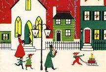 Christmas / by Nina Pomeroy