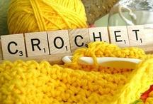 Crochet ❤ / by Jackie @AmidorableCrochet