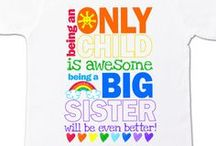 Big Sisters to Be!! / by zoey's attic / pecking order