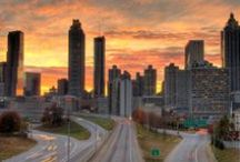 Atlanta / Our favorite restaurants, bars, shops, neighborhoods and things to do in Atlanta.  / by MapQuest