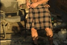 Kilts / I do love me some kilts / by Patience Griffin