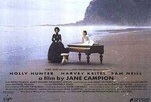 cinema ; favourite films / by Kelsey Glen