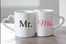 Future Mrs. Johnson / Ideas for our wedding on August 17, 2013! / by Samantha Johnson