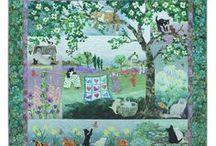 All Quilts and more quilts. / Quilts and quilting  / by Bobbie Bentley