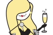 Glamour Girl / sparkling white wine / by Middle Sister Wines