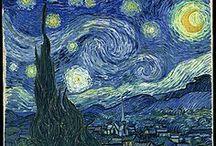 Van Gogh / art appreciation / by Anna Lochiatto