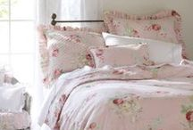 Bedroom Bliss / Ideas for our Bedroom / by Jollie K