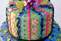 Fancy Cakes / by Kathy Wayson