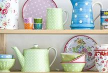 Table Wear & China / Table Wear and China / by Jollie K
