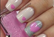 Uñas - Nails / Diseños para uñas. Algunas con instrucciones. / by Mary Dávila