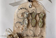 Altered Tags / by Kathy Wayson