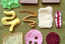 Felt:  things made with felt / by Connie Beauchamp