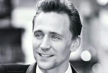 My love ! Tom Hiddleston / by Erica Johnson