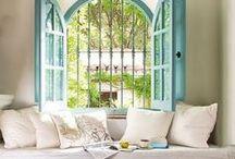 Livingroom Bliss / by Jollie K