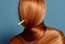 hair / by Oksana Valentelis