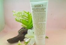 Cleansers, Scrubs and Masques  / by Kiehl's
