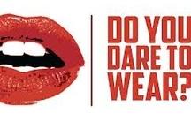 NATIONAL WEAR RED DAY / 3 Februari is het zover. De national wear red day. Heb je je outfit voor die dag al compleet? Laat je inspireren.  / by JeansCentre.nl - Your jeans store