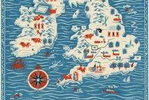 MAPS / by Oksana Valentelis