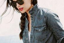 my wardrobe & hair / by Jenna-lea Kelland