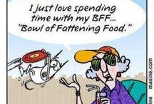 Food, food, foooood! / by JenJ