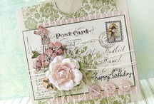 Cards & Tags / by Janette Z