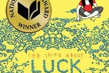 National Book Award Winners / by James Blackstone Memorial Library