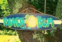 sun. tan. surf. / by Emily Hoch