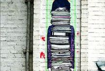 Street Art / by James Blackstone Memorial Library