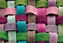 textiles, patterns and details / by Amanda Loehnis