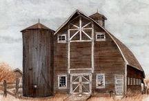 Barns / by Amanda Loehnis