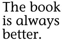 Books, books, books!  / by Kristina Bateman