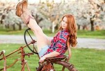 Strike a pose / Senior pictures and life moments captured by the camera lens / by Kelley Potter