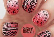 Nail Art / by Danielle Nutt